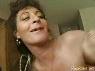 Mature big Tits Double Teamed