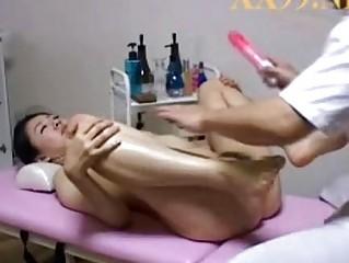 Photographed Japanese Massage Parlors Part3