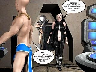 3D Comic Galacticus 4