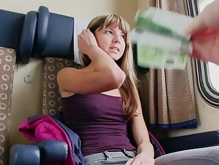 Amateur Gina Gerson drilled for money