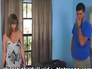 Hot mom and Horny son - Hotmoza.com