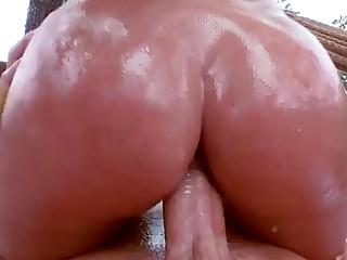 Huge bum babe Jada Stevens pussy rammed