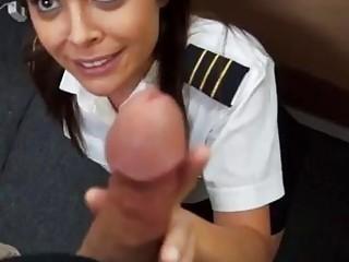 Public library dildo squirt Fucking A Sexy Latina Stewardess