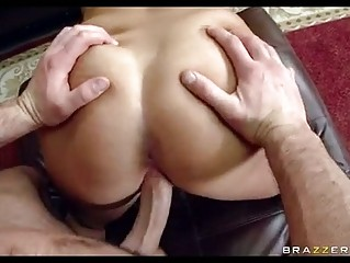 Scorching skank Dylan Ryder couldnt help but moan as she gets real fucked hard