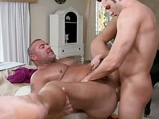 Vibrator play with hots homosexuals