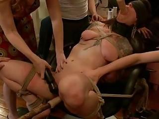 Giant tit hotty