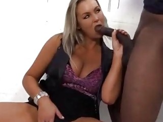 Abbey Brooks Gloryhole BBC Slut