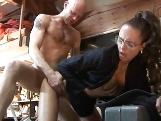 Dutch MILF Fantasy Is Awesome