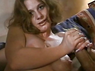 Trashy Housewife Jerking Off Her Friend