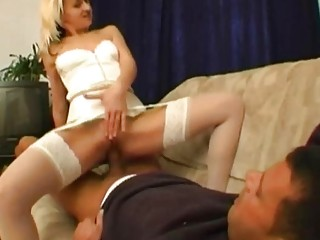 Blonde Dutch Babe Hard Sex