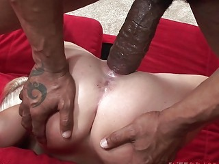 After some chess blonde slut gets drilled hardcore by BBC