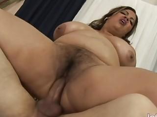 Jeffs Models  Sensational Fat Latina Lady Spice Cowgirl Compilation Part 1