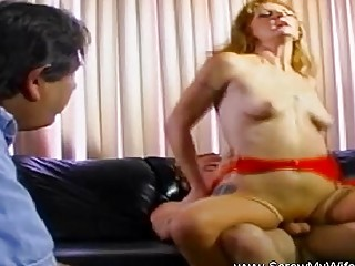 A Session Of Sex Being Watched
