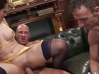 Do The Wife  Wild Wives Riding Cock in Front of Hubby Compilation Part 4
