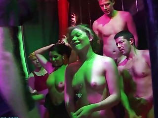 extreme wild german fuck party orgy